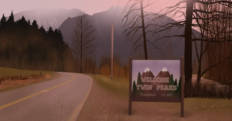 twin peaks welcome showtime david lynch