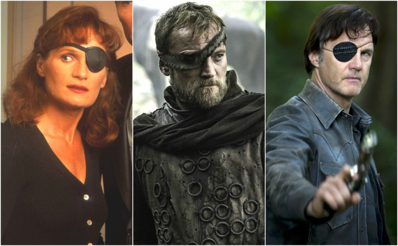 Quiz: Why Are These TV Characters Wearing Eyepatches