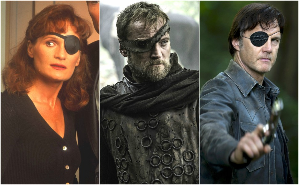 'Twin Peaks' to 'Game of Thrones': Characters With Eyepatches and How They Got Them