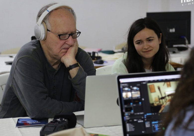 Editing with Werner Herzog in Cuba
