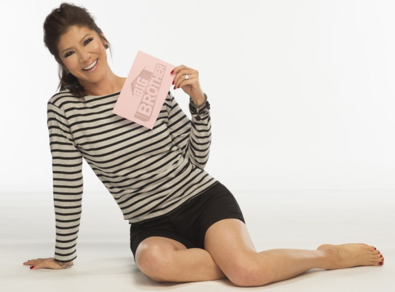 "Julie Chen, ""Big Brother"""