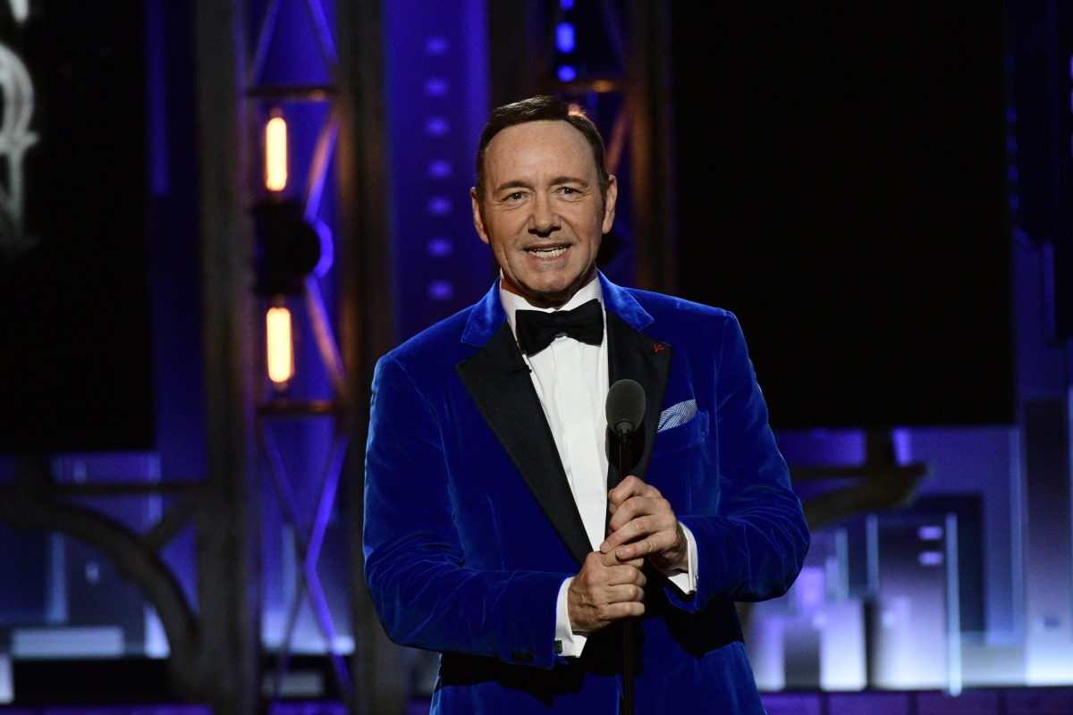 The Tonys 2017 - Kevin Spacey
