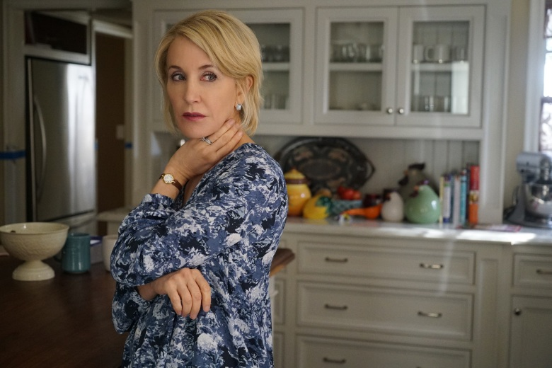 "AMERICAN CRIME - ABC's ""American Crime"" stars Felicity Huffman as Jeanette Hesby. (ABC/Eric McCandless)"
