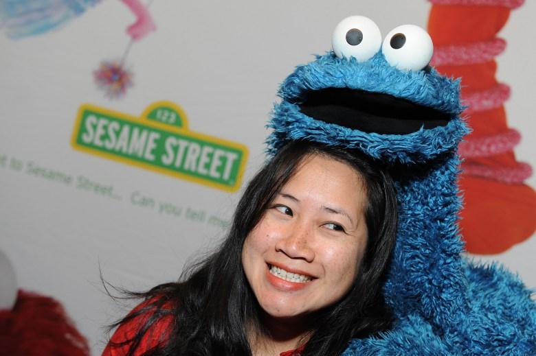 Hanh Nguyen, Cookie Monster, PBS, TCA