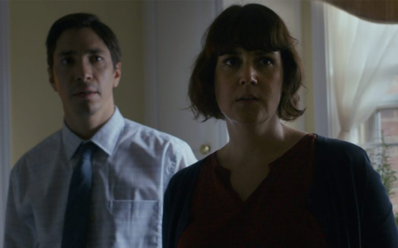 Melanie Lynskey and Justin Long in And Then I Go