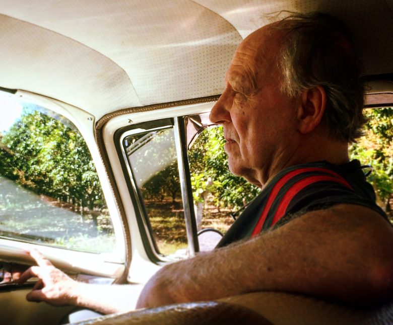 Werner Herzog in Cuba