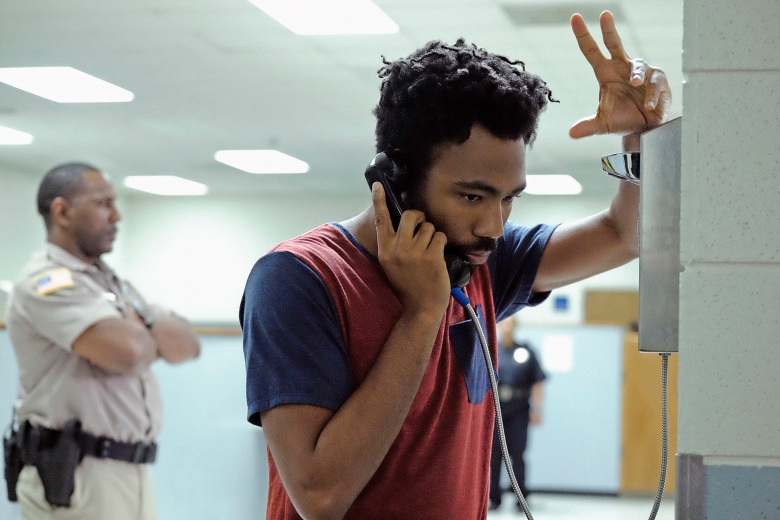 "Donald Glover, ""Atlanta"""