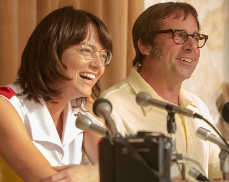 emma stone battle of the sexes gender equality billie jean king