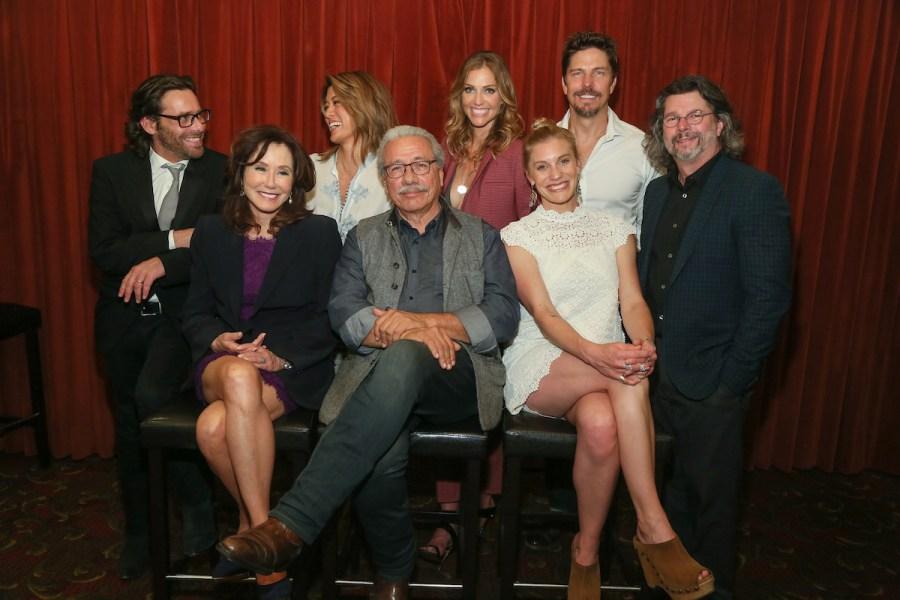 """""""Battlestar Galactica"""" Reunion"""