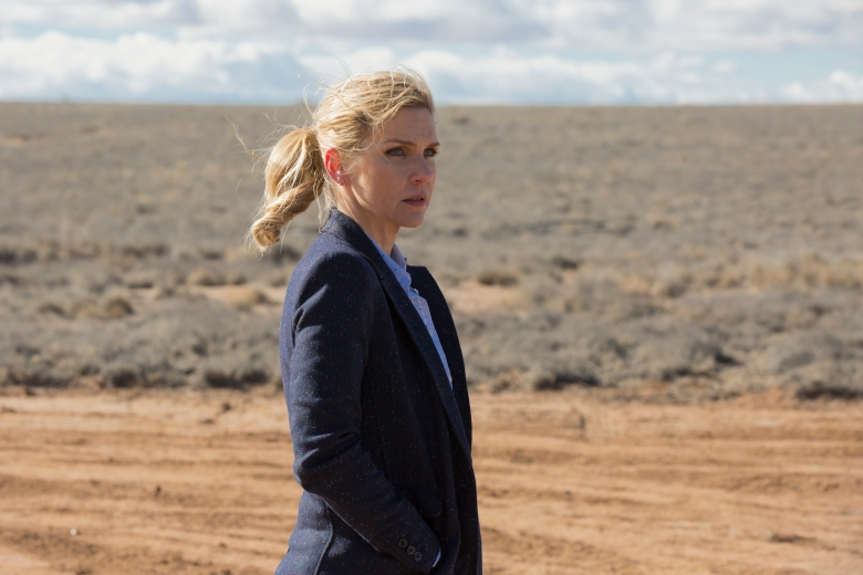 Rhea Seehorn as Kim Wexler - Better Call Saul _ Season 3, Episode 9 - Photo Credit: Michele K. Short/AMC/Sony Pictures Television