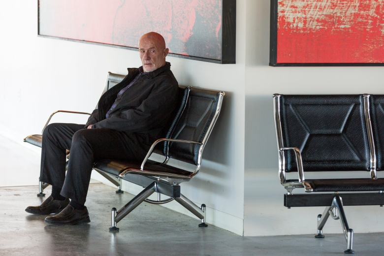 Jonathan Banks as Mike Ehrmantraut - Better Call Saul _ Season 3, Episode 9 - Photo Credit: Michele K. Short/AMC/Sony Pictures Television