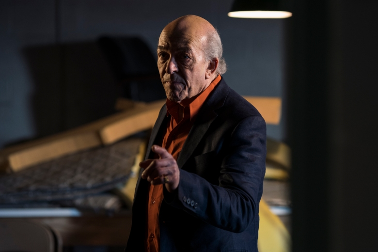 Mark Margolis as Hector Salamanca - Better Call Saul _ Season 3, Episode 10 - Photo Credit: Michele K. Short/AMC/Sony Pictures Television