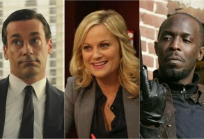 Best TV Characters Don Draper Leslie Knope Omar Little