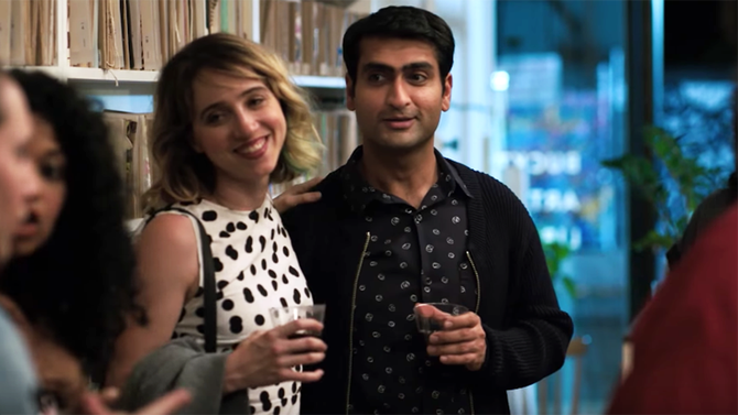 Image result for the big sick movie stills