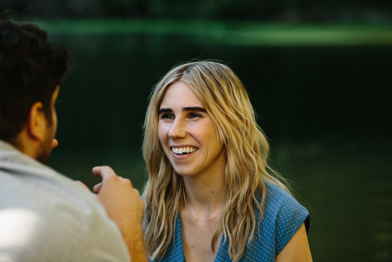 The Boy Downstairs Zosia Mamet