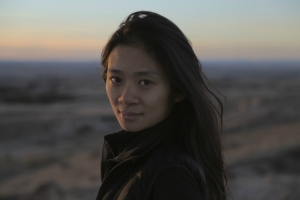 Chloé Zhao Makes Golden Globes History as Second Woman to Win Best Director Prize