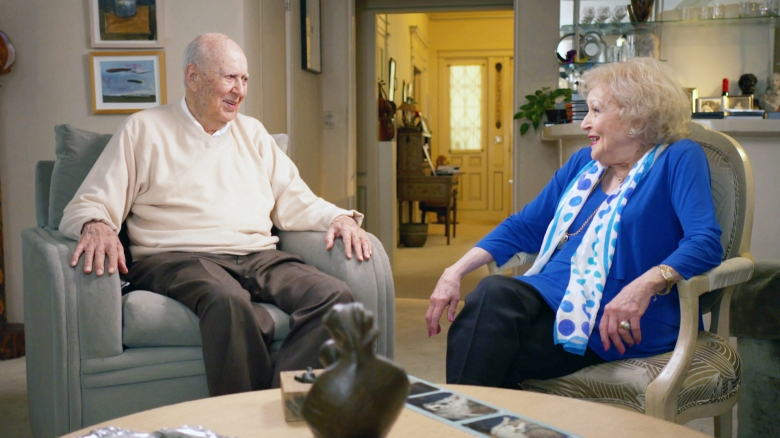 """Carl Reiner and Betty White, """"If You're Not in the Obit, Eat Breakfast"""""""
