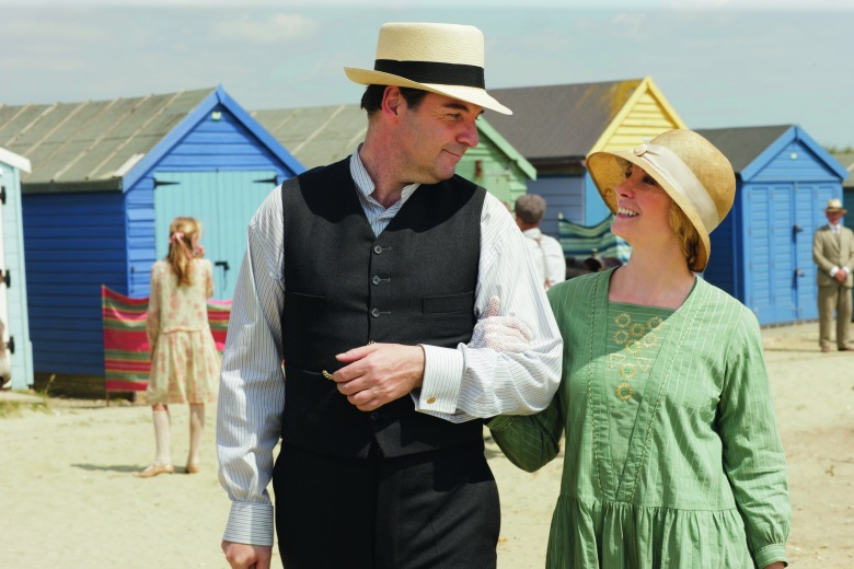 "Brendan Coyle and Joanne Froggatt, ""Downton Abbey"""