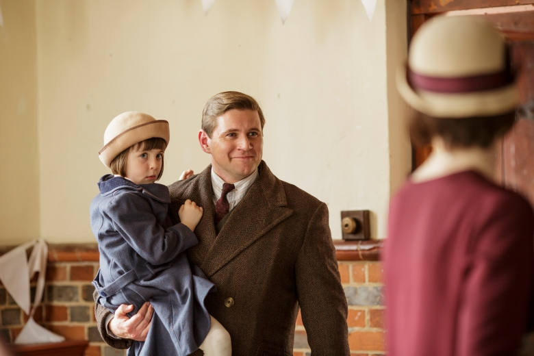 "Allen Leech, ""Downton Abbey"""