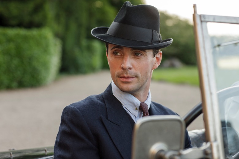 "Matthew Goode, ""Downton Abbey"""