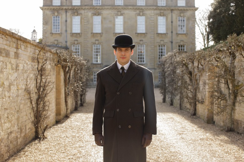 "Robert James-Collier, ""Downton Abbey"""