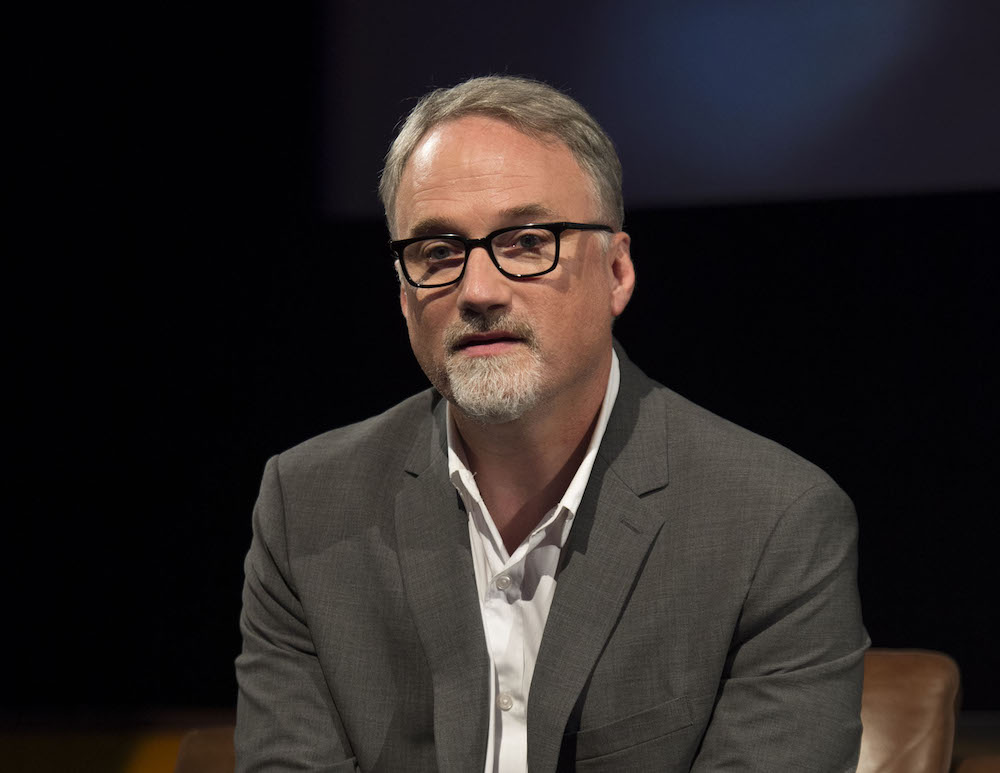 David Fincher at Bafta's 'Life in Pictures' Series at Bafta PiccadillyDavid Fincher at Bafta - 19 Sep 2014