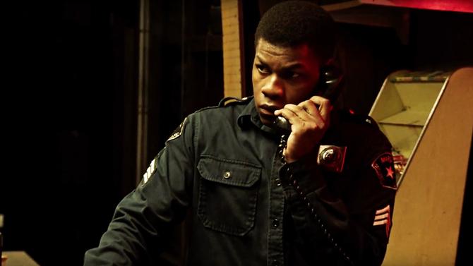 """John Boyega in """"Detroit"""""""