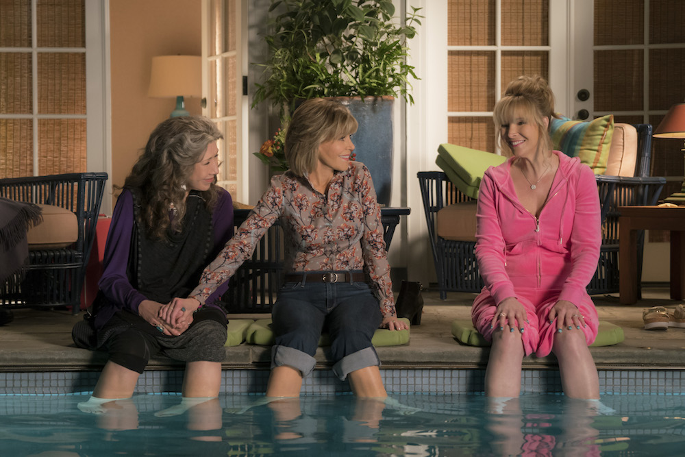 Grace and Frankie Season 4 Lily Tomlin Jane Fonda Lisa Kudrow