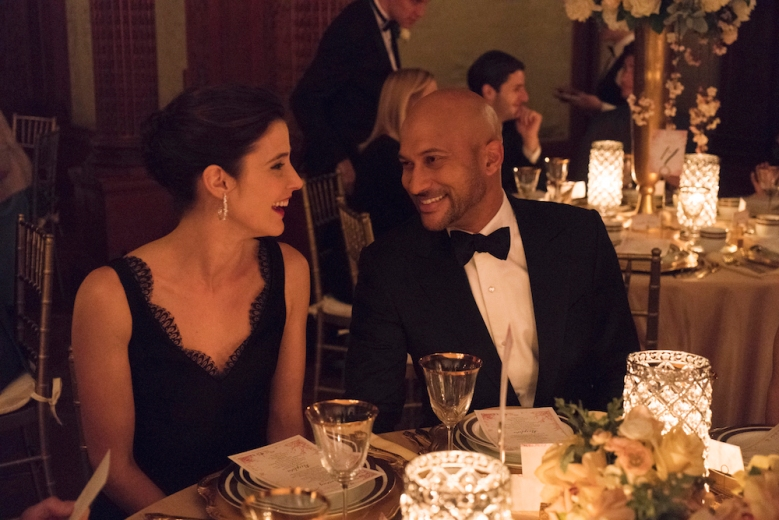 FRIENDS FROM COLLEGE Cobie Smulders Keegan-Michael Key Netflix