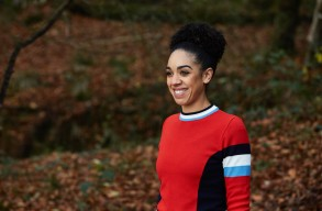 "Pearl Mackie, ""Doctor Who"""