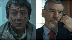 Jackie Chan the foreigner pierce brosnan