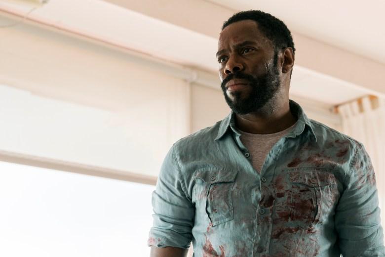 Colman Domingo as Victor Strand- Fear the Walking Dead _ Season 3, Episode 2 - Photo Credit: Michael Desmond/AMC