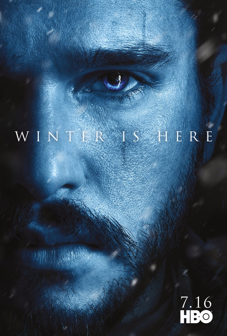 'Game of Thrones' Season 7 Posters: