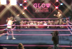 GLOW Gorgeous Ladies of Wrestling
