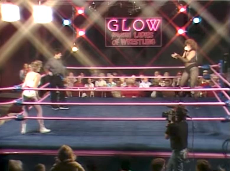 GLOW Gorgeous Ladies of Wrestling