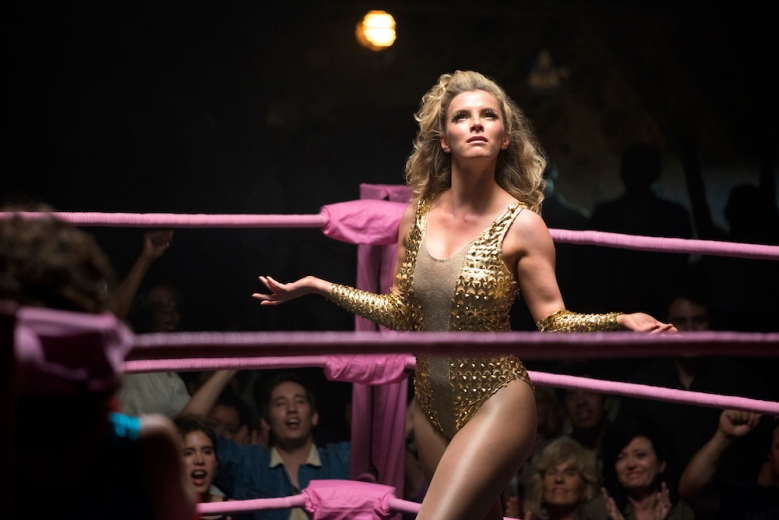 GLOW Season 1 Betty Gilpin
