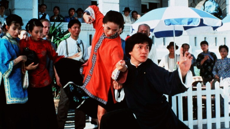 Title: LEGEND OF THE DRUNKEN MASTER, THE (D ¥ Pers: MUI, ANITA / CHAN, JACKIE