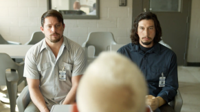 Logan Lucky Channing Tatum Adam Driver