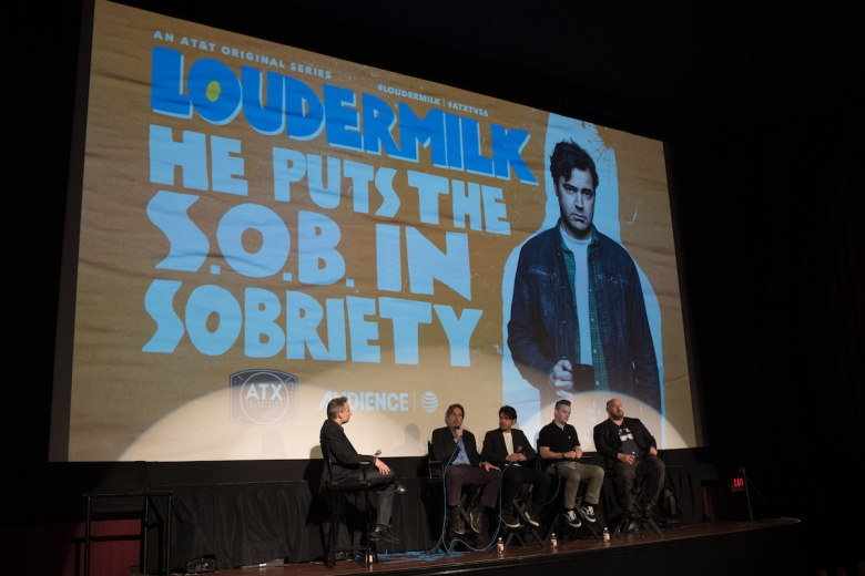 Loudermilk Panel during the 2017 ATX Festival Season 6 on Saturday June 10, 2017 in Austin, TX. (Photo by: Erika Rich)