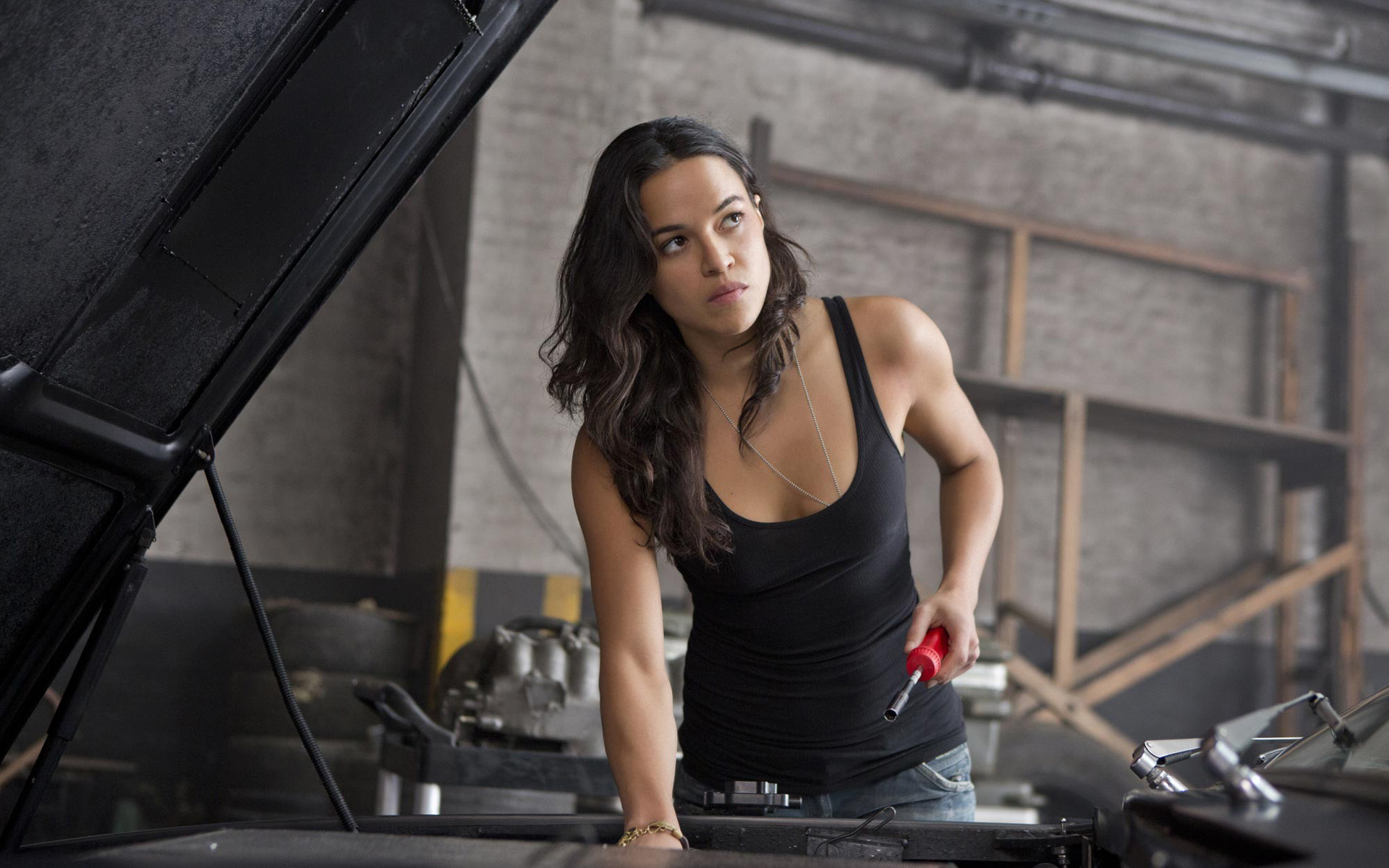 Fast And Furious Star Michelle Rodriguez Wants More Female Stars