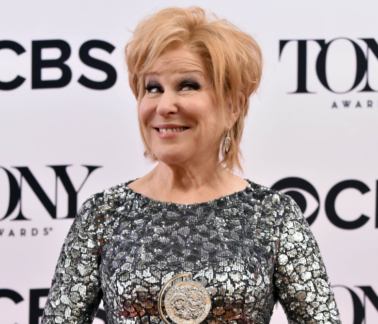 bette midler tony awards