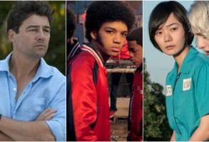 """Bloodline,"" ""The Get Down"" and ""Sense8"""