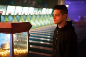 "Rami Malek in ""Mr. Robot"""