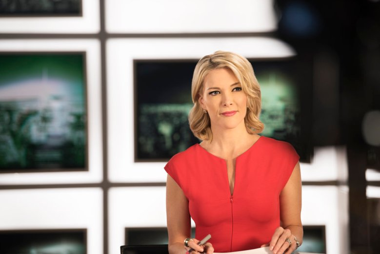 "NBC News - Sunday Night With Megyn Kelly - Pictured: Megyn Kelly, Anchor, ""Sunday Night with Megyn Kelly"" -- (Photo by: Brian Doben/NBC News)"
