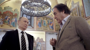 "Vladimir Putin and Oliver Stone, ""The Putin Interviews"""