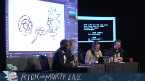 Rick Morty Live