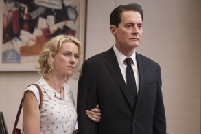 Twin Peaks 2017 Season 3 Naomi Watts Kyle MacLachlan Part 7 Episode 7