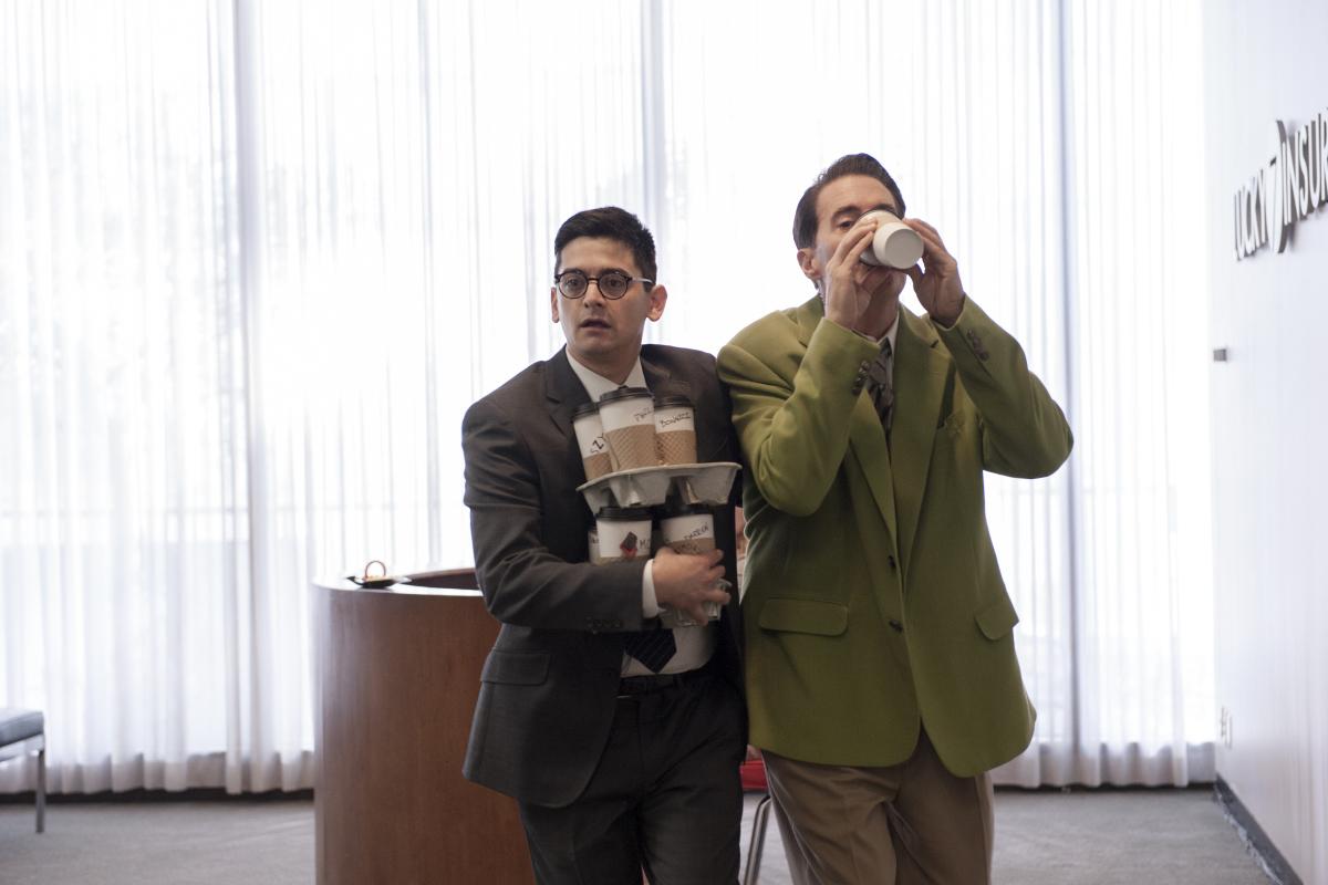 Twin Peaks 2017 Josh Fadem Kyle MacLachlan Season 3