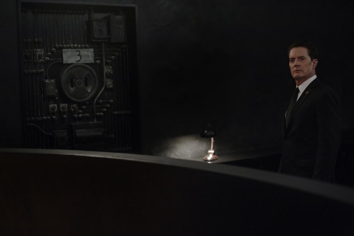 Twin Peaks Part 3 Kyle MacLachlan