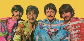 "The Beatles, Inside the ""Sgt. Pepper's Lonely Hearts Club Band"" LP"